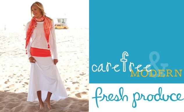 Fresh Produce Clothing